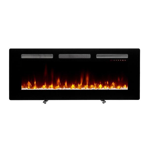 Dimplex Sierra Wall-mount Electric Fireplace - 48-in