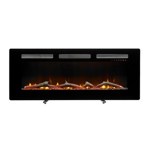 Dimplex Sierra Wall-mount Electric Fireplace - 48-in