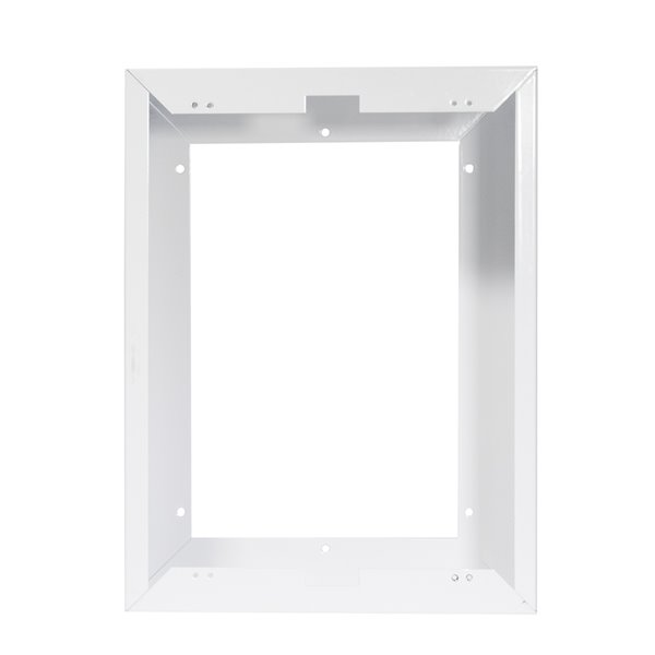 Dimplex Surface Box for Com-Pak heaters - White - 4-in