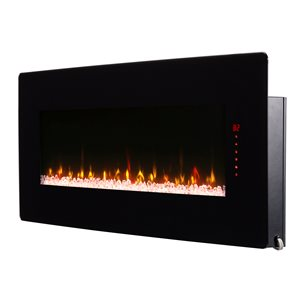 Dimplex Winslow Wall-Mount Electric Fireplace - 48-in