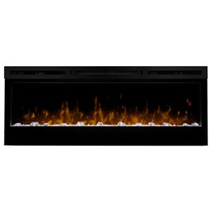Dimplex Prism Series Linear Electric Fireplace - 50-in