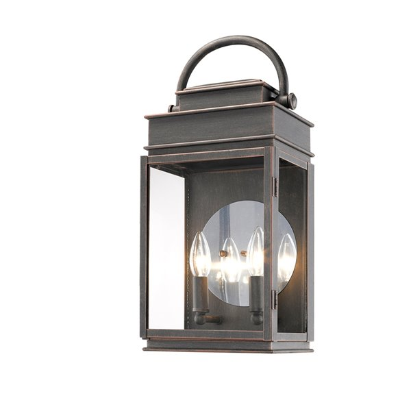 Artcraft Lighting Fulton AC8231OB Outdoor Wall Light - 18.5-in - Oil Rubbed Bronze