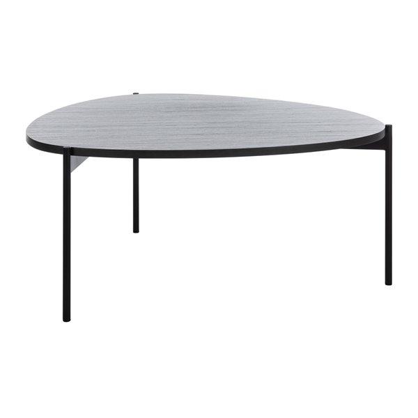Safavieh Sven Coffee Table -Grey - Triangular Shaped