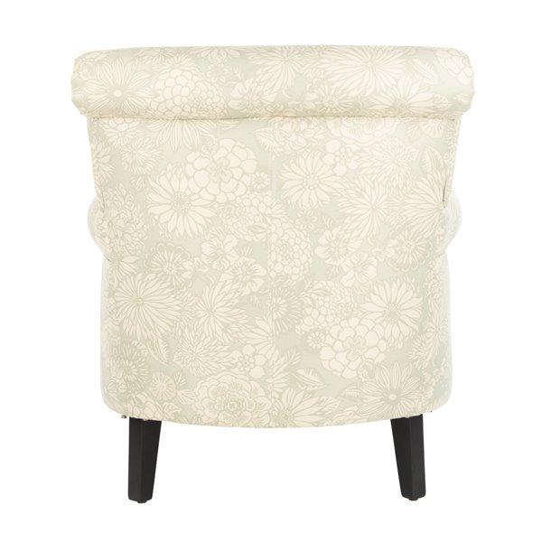 Safavieh Hazina Club Chair - Abbey Mist