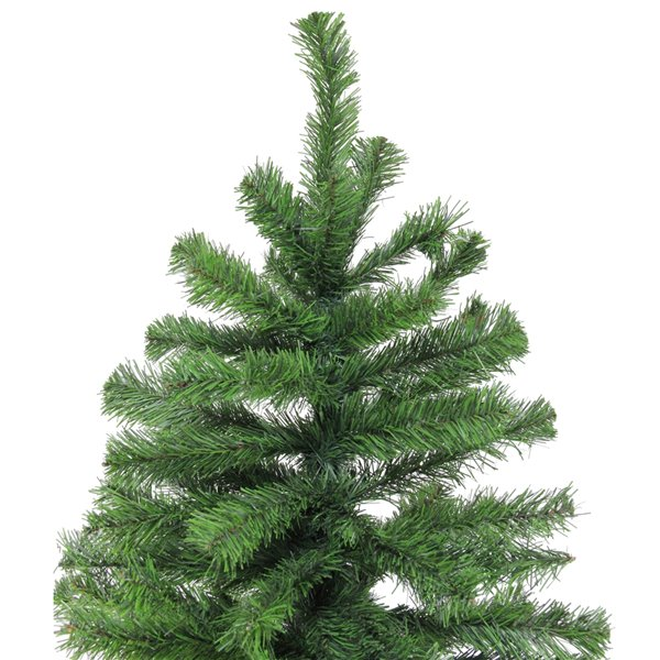 Northlight Full Colorado Spruce 2 Tone Artificial Christmas Tree - Unlit - 8-ft