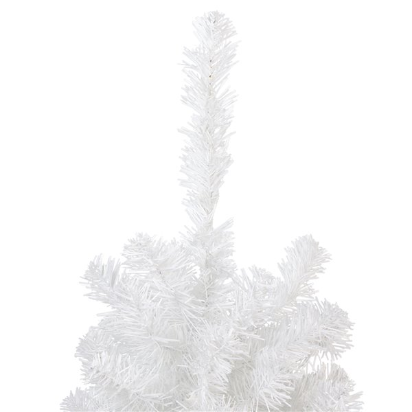 Northlight White Pine Artificial Christmas Tree - Unlit - 3-ft