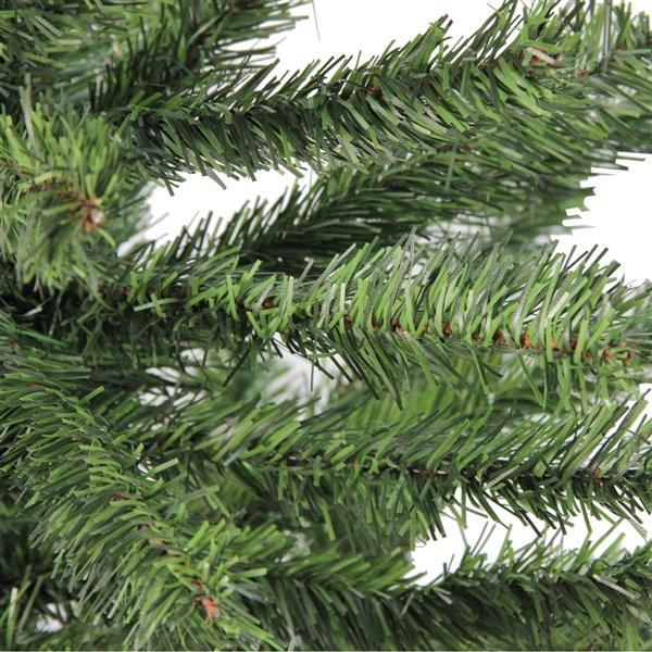 Northlight Canadian Pine Medium Artificial Christmas Tree - Unlit - 5-ft