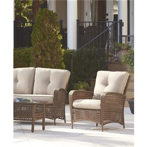 Chaises longues Lakewood Ranch the Cosco Living, beige, 2 mcx