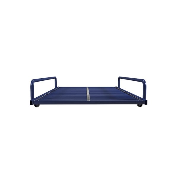 DHP Trundle for Daybed - 71-in x 45.5-in x 11.5-in - Twin - Blue