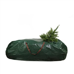 Northlight  Artificial Christmas Tree Storage Bag - 56-in - Green
