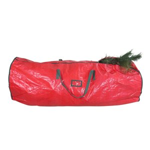 Northlight Artificial Christmas Tree Storage Bag -  53-in - Red