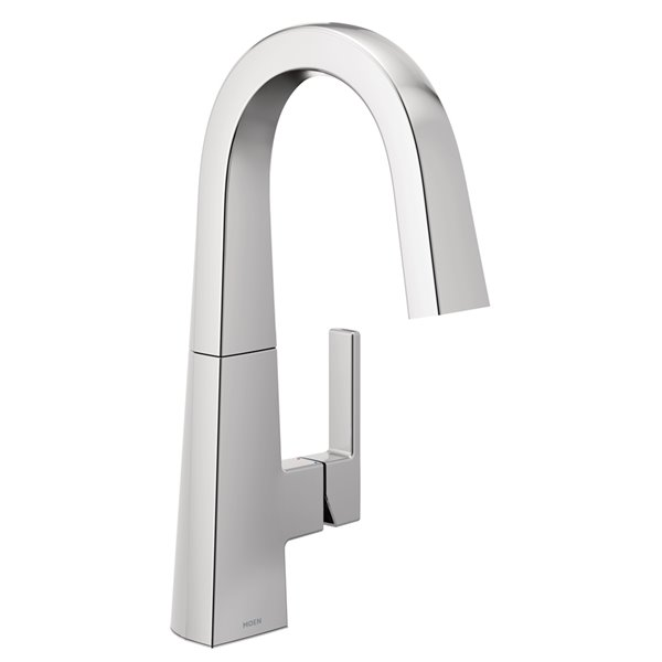 Robinet de bar Nio de Moen, chrome