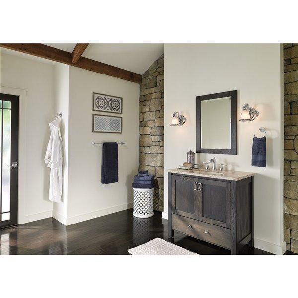 "Moen Wynford Bathroom Towel Bar - 18"" - Chrome"