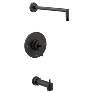 Moen Arris Moentrol Tub/Shower Faucet - Matte Black