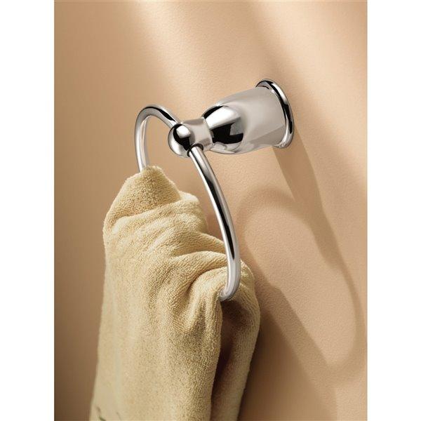 Moen Mason Towel Ring - Brushed Chrome