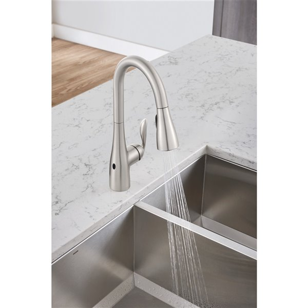 Moen Arbor Pulldown Kitchen Faucet - Stainless