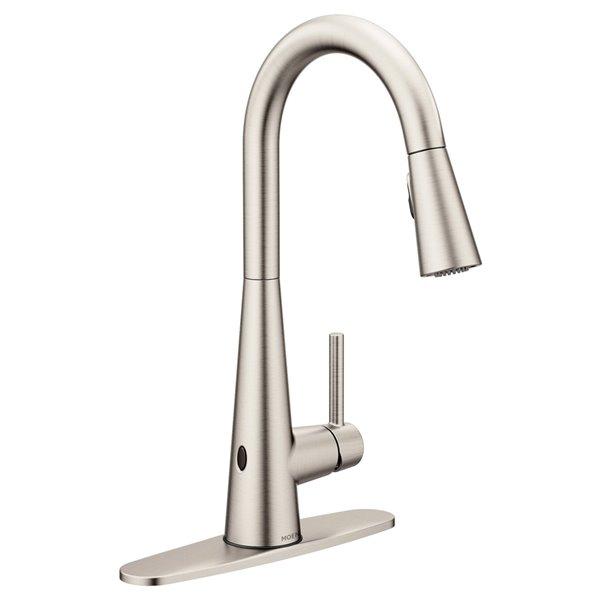 Moen Sleek Pulldown Kitchen Faucet - Stainless