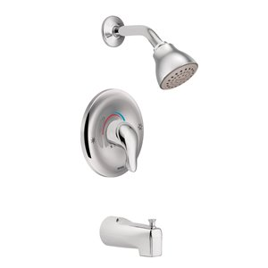 Moen Chateau Posi-Temp Tub/Shower Faucet - Chrome