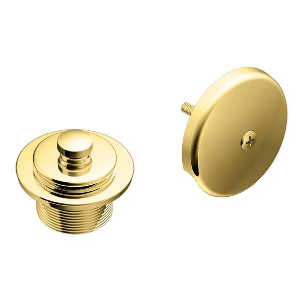 Moen Tub/Shower Drain Cover - Polished Brass