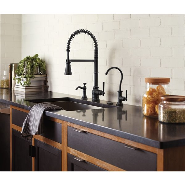 Moen Paterson Pulldown Kitchen Faucet - Chrome