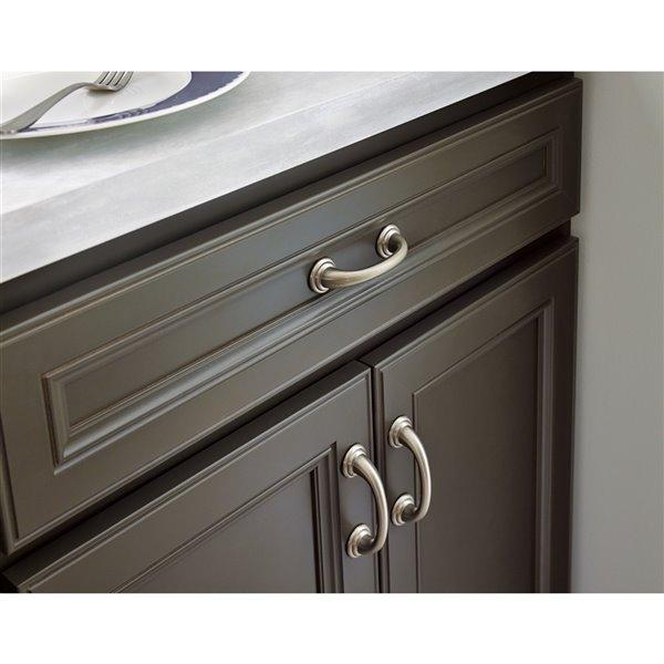 Moen Kingsley Drawer Pull - Brushed Nickel