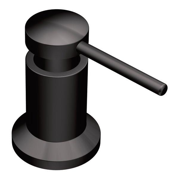 Moen Soap Dispenser - 18 Ounce - Matte Black