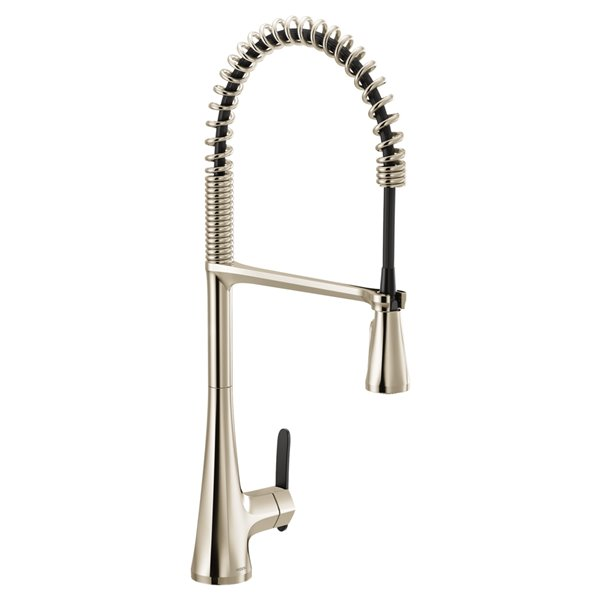 Moen Sinema Pulldown Kitchen Faucet - Polished Nickel