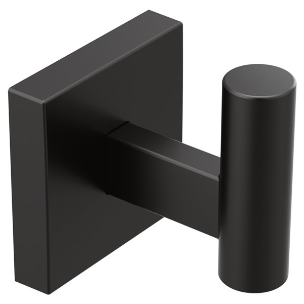 Moen Triva Single Robe Hook - Matte Black