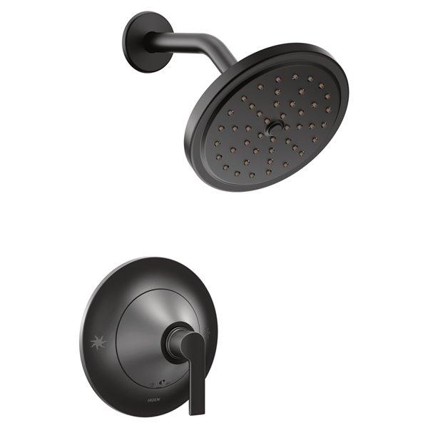 Moen Doux Posi-Temp Shower Only - Matte Black