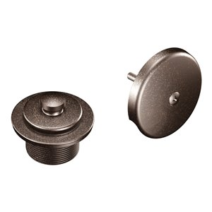 Moen Tub/Shower Drain Cover - Oil Rubbed Bronze