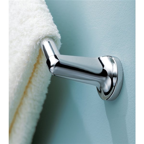 "Moen Aspen Bathroom Towel Bar - 18"" - Chrome"