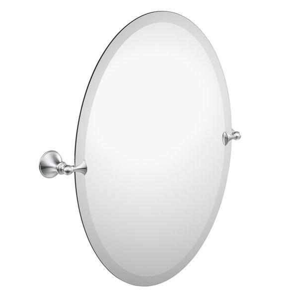 Miroir Glenshire de Moen, Chrome