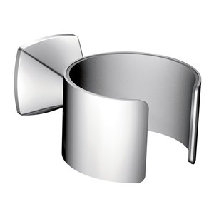 Moen Voss Hair Dryer Holder - Chrome
