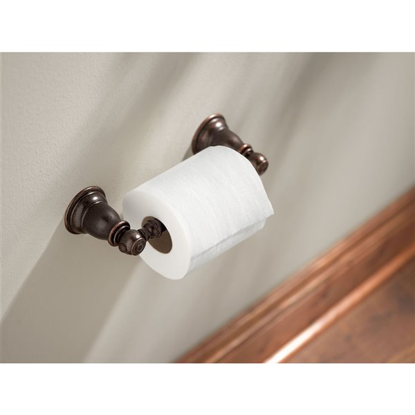 Moen Kingsley Pivoting Paper Holder - Oil Rubbed Bronze