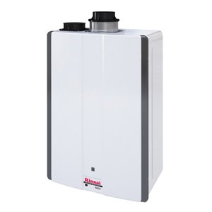 Rinnai High Efficiency Tankless Water Heater - 130k BTU - 6.5gpm