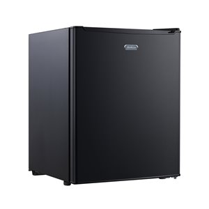Sunbeam 2.7 cu. Ft. Compact Refrigerator Black