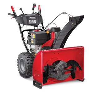 Souffleuse à neige Craftsman à 3 phases 357 cc, 28 po, démarrage électrique