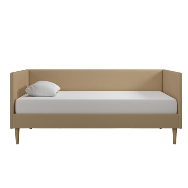 DHP Franklin Mid Century Daybed - Brown