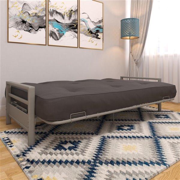 Cadre pour futon en métal Miles de Dorel