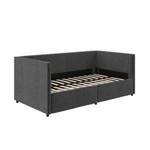 DHP Urban Daybed with Storage - Grey