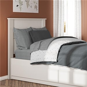 Ameriwood Zoe Headboard - Twin - Ivory Oak