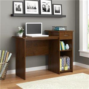 Ameriwood Student Desk, Medium Brown