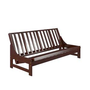 Concord Armless Tous les bois Structure pour futon