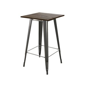 Fusion Square Bar Table