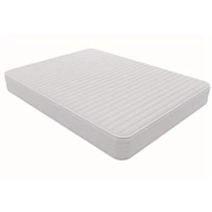 Contour 10 Inch Reversible Independently Encased Coil Mattress