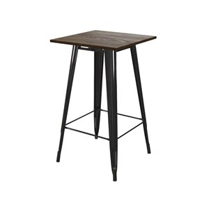 Table Fusion Square Bar