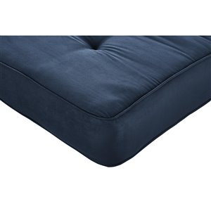 DHP Independently Encased Coil Futon Mattress - 8-in