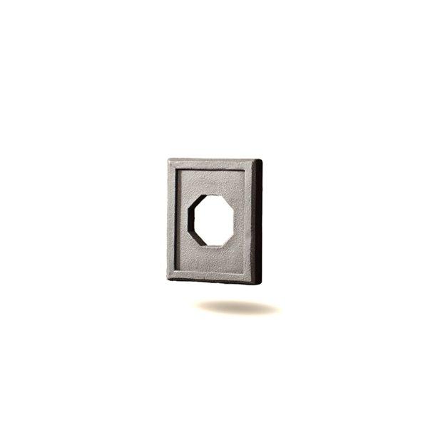 Quality Stone Stacked Stone Fixture Trim  - Limestone