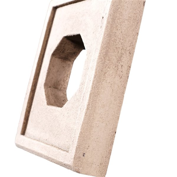 Plaque murale pour fixtures Stacked Stone de Quality Stone, aspen