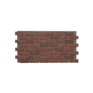 Hourwall Classic Brick Panel - Old Italy - 2-Pack
